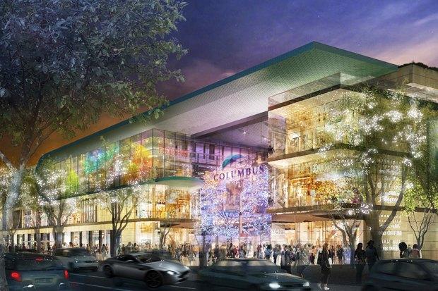 Торговые центры Москвы: 23 новых проекта. Изображение № 22.