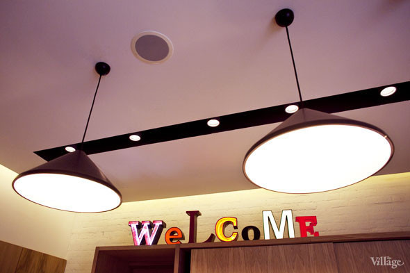 На «Даниловской мануфактуре» открылся лофт-отель. Изображение № 1.
