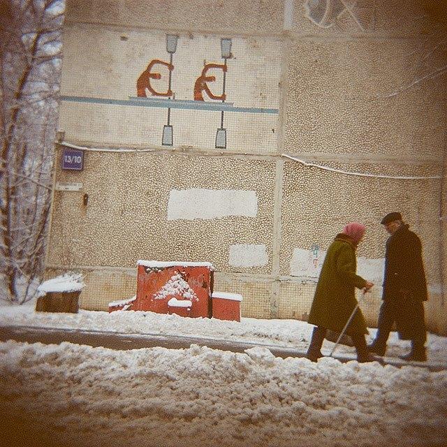 Камера наблюдения: Москва глазами Варвары Лозенко. Изображение № 11.
