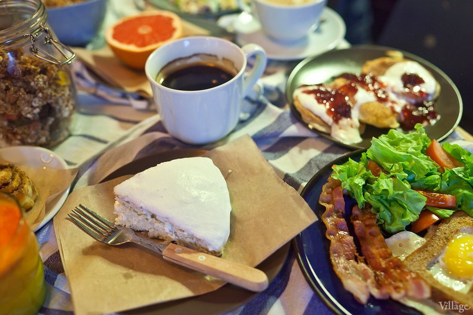 Пока ты спал: Ранние завтраки в Петербурге. Изображение № 17.
