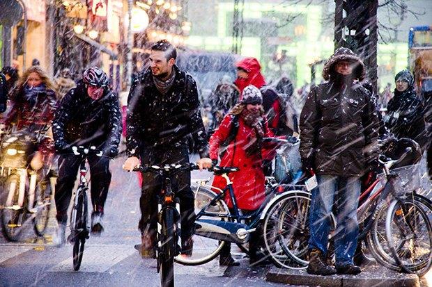 Консультант мэрии финского Оулу — о зимнем велодвижении. Изображение № 6.