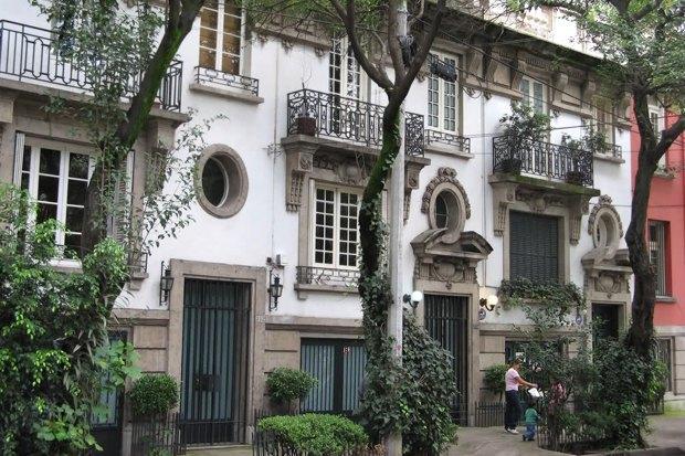 Рома, район стартапов в храмахМехико . Изображение № 4.