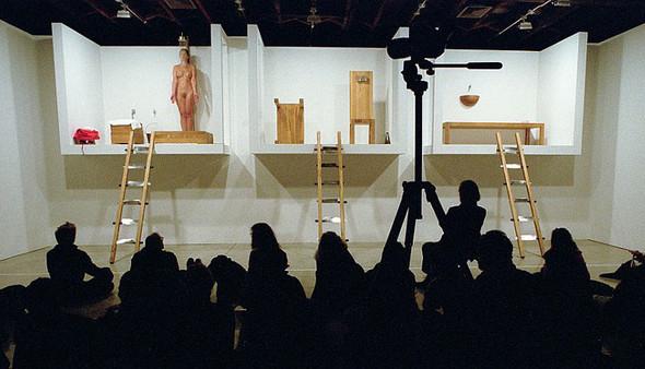 В «Гараже» открывается выставка Марины Абрамович. Изображение № 7.