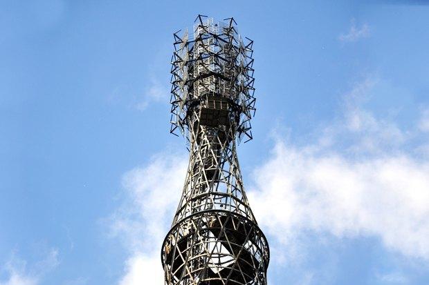 Шуховскую башню собираются перенести. Изображение № 1.