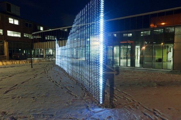 Иностранный опыт: Как световые инсталляции меняют жизнь городов. Изображение № 21.