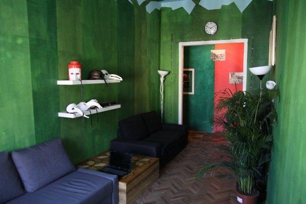 На улице Марата открылся хостел Burano. Изображение № 1.