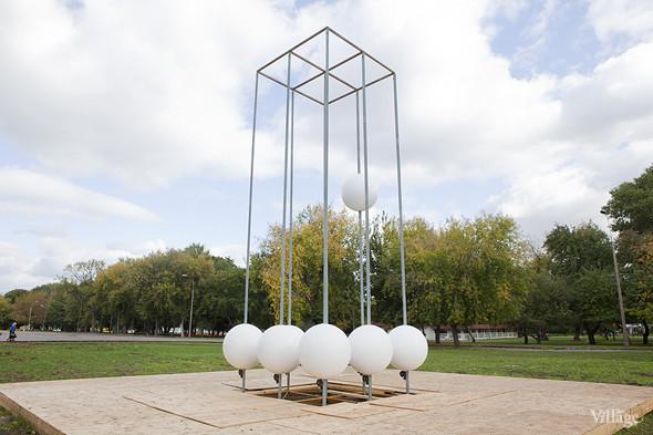 В парке Горького открылась выставка «Нужное искусство». Изображение № 5.