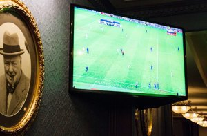 Фан-зоны: 5 новых спорт-баров в Москве. Изображение № 29.