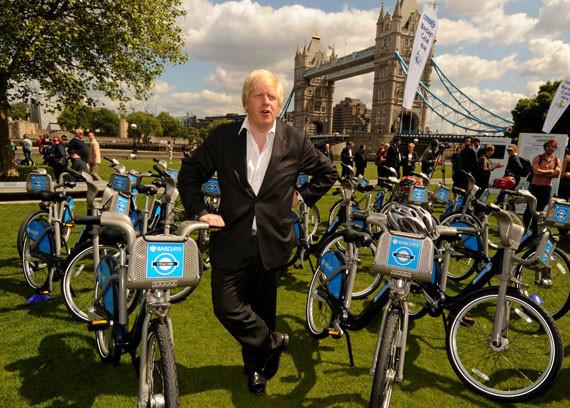Клуб мэров: Борис Джонсон, Лондон. Изображение № 8.