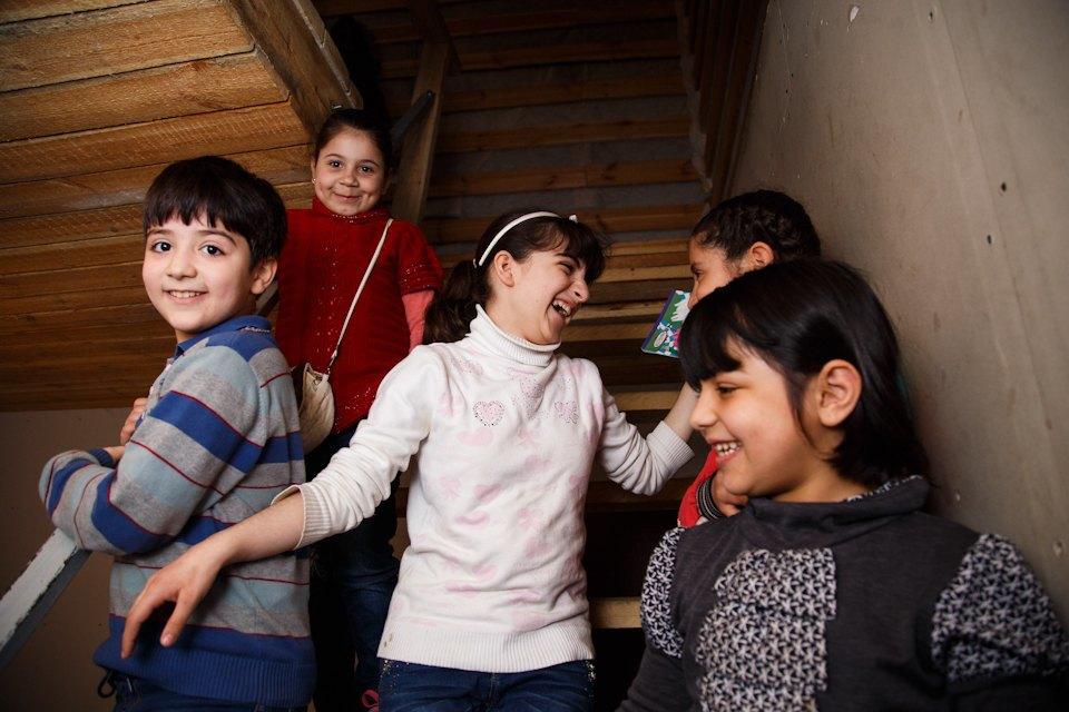 Дети, которых нет: Как проходят занятия в ногинской школе для сирийских беженцев. Изображение № 20.