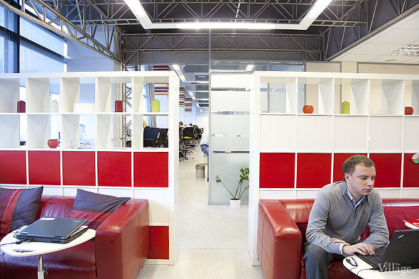 Офис недели (Москва): Агентство Action!. Изображение № 13.