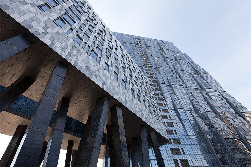 Hopes Tech: 15 самых эффектных небоскрёбов мира. Изображение № 12.