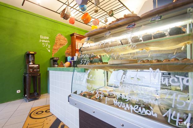 На Фонтанке открылась семейная кофейня «Кофе на кухне». Изображение № 3.