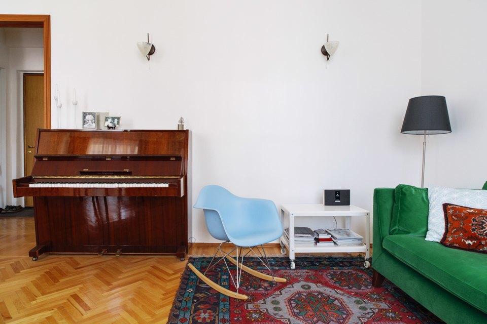 Двухкомнатная квартира топ-менеджера IKEA на«Маяковской». Изображение № 4.