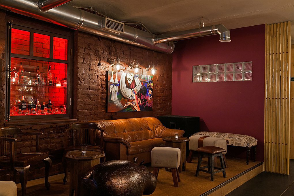 Секретный бар: Каквладельцы «Джин Тоника» открыли заведение без вывески и рекламы. Изображение № 3.