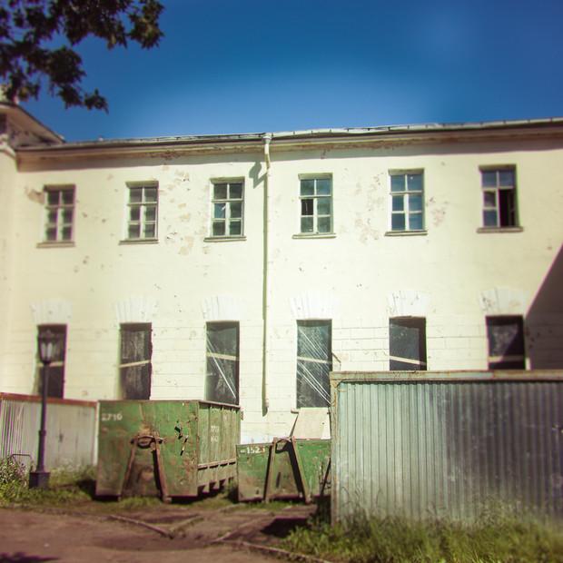 В зоне риска: Фанагорийские казармы. Изображение № 17.