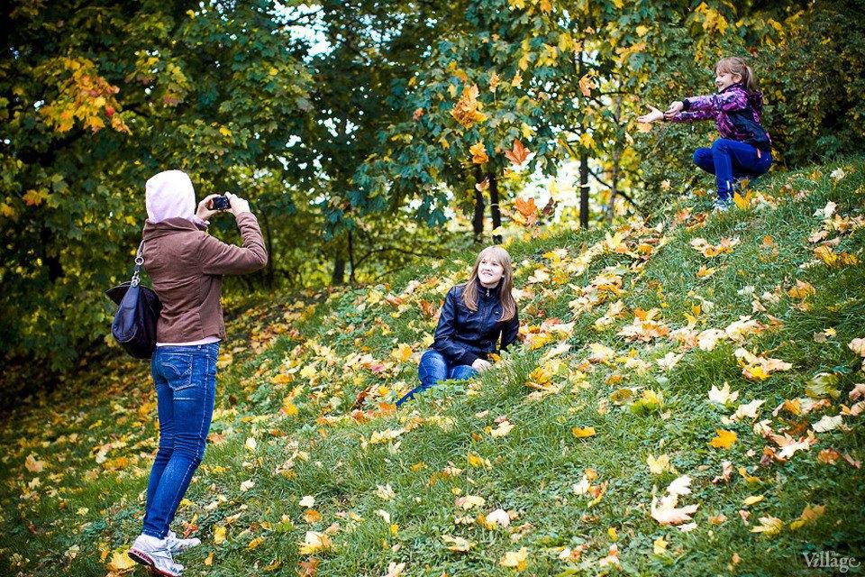 Люди в городе: Любительские фотосессии в парке. Изображение № 28.