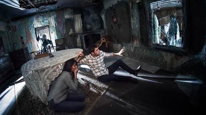 В Москве появился квест-перформанс сактёрами «Заброшенный дом». Изображение № 3.