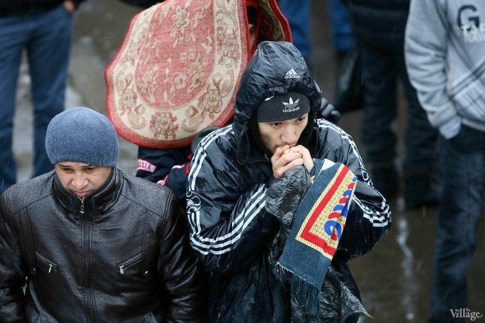 Люди в городе: Как отмечали Курбан-байрам в Москве и Петербурге. Изображение № 19.