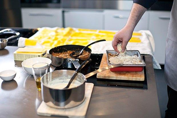 Шеф дома: Грузин и итальянец готовят по рецептам бабушек. Изображение № 152.
