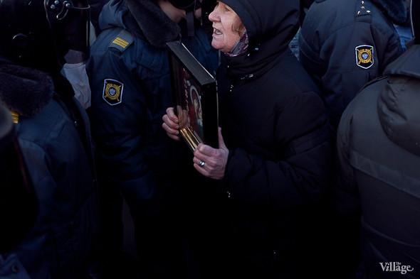 Фоторепортаж: Митинг 5 марта на Исаакиевской площади. Изображение № 5.