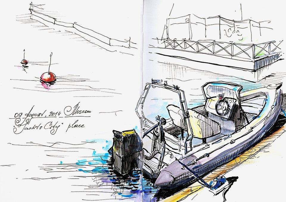 Яхт-клуб. Изображение № 1.