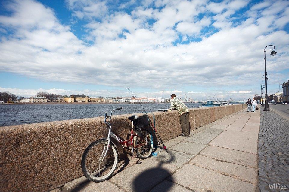 Люди в городе: Рыбаки Петербурга. Изображение № 3.