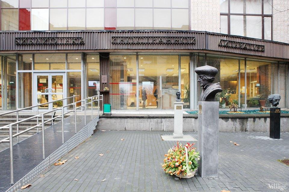 Фоторепортаж: Памятник Эразму Роттердамскому вМоскве. Изображение № 6.