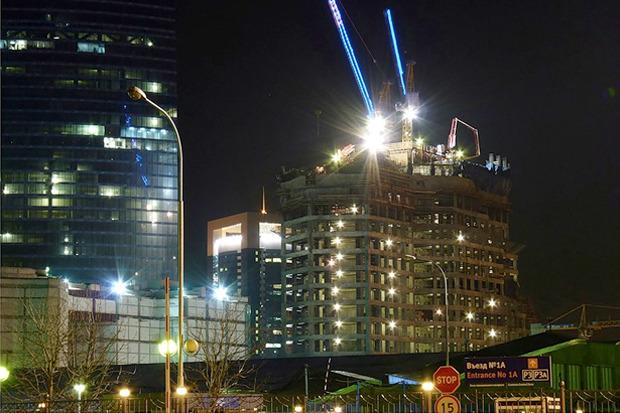 Цифра дня: Самое высокое здание Европы — вМоскве. Изображение № 4.