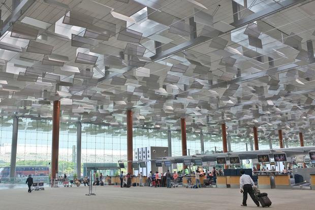 3-й терминал аэропорта Чанги. Изображение № 7.