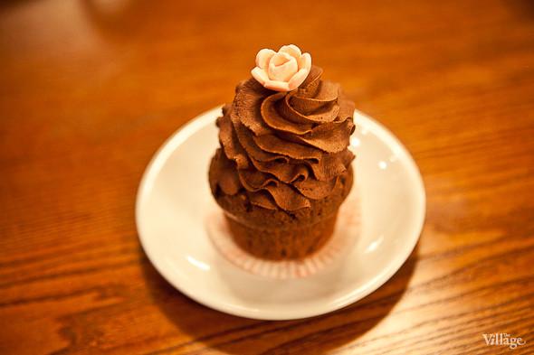 Капкейк шоколадный — 80 рублей. . Изображение № 40.
