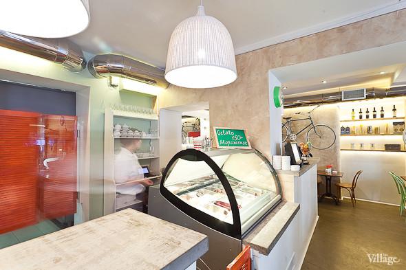 Новое место (Петербург): Caffe Centrale. Изображение № 13.