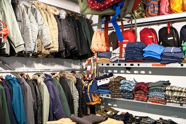 Гид по мужским магазинам: Часть 1. Изображение № 19.