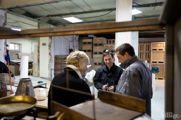 Интервью: Юлия Шахновская о реконструкции Политеха. Изображение № 33.