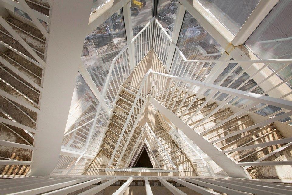 Остердокс, центр новой архитектуры Амстердама. Изображение № 16.
