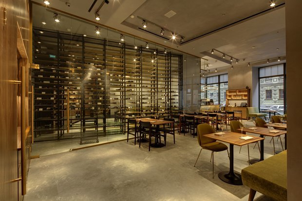 В «ДЛТ» открылся ресторан UNA. Изображение № 6.