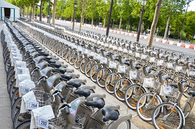 Иностранный опыт: 3 общественных велопроката Европы. Изображение № 9.
