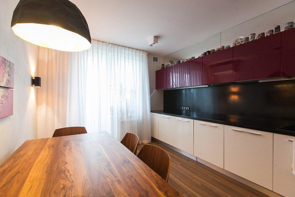 Квартира для семьи  с минималистским интерьером. Изображение № 7.