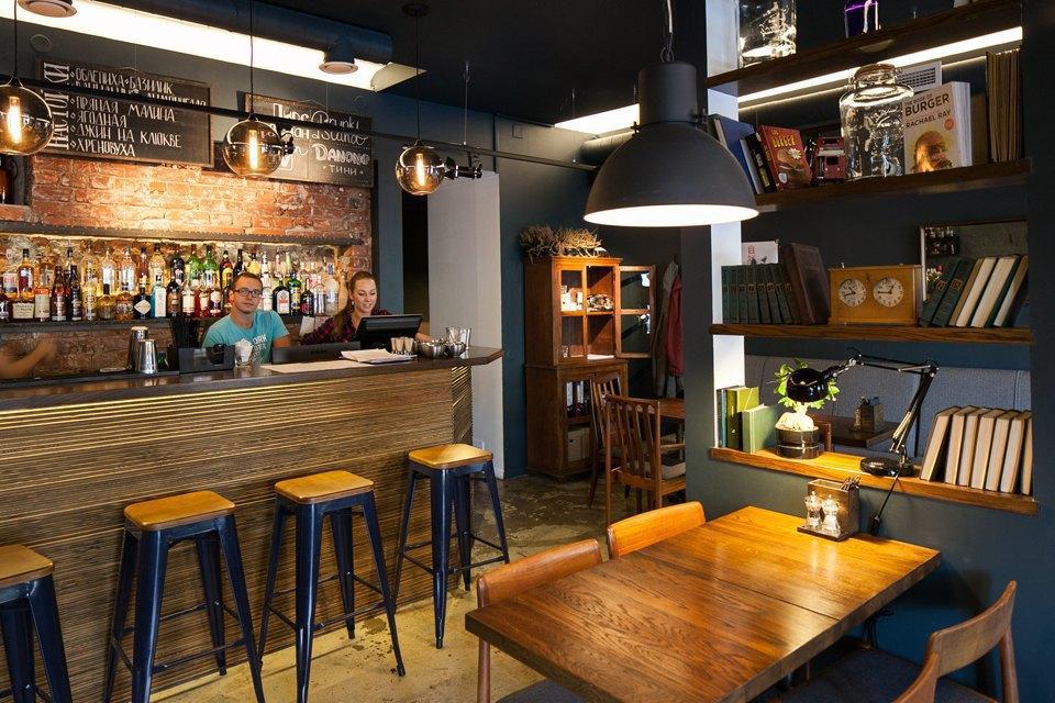 Кафе-бар «Бюро» на Петроградской стороне. Изображение № 9.