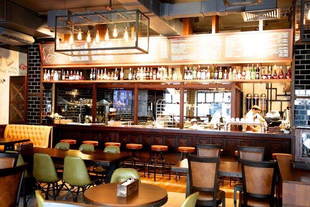 НаСтаром Арбате открылся гриль-бар Zinger Grill. Изображение № 3.