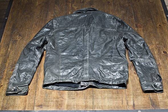 Анатомия куртки: Как сделана кожаная куртка AllSaints. Изображение № 14.