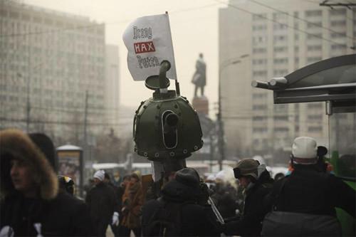 Онлайн-трансляция: Шествие и митинг «За честные выборы». Изображение № 51.