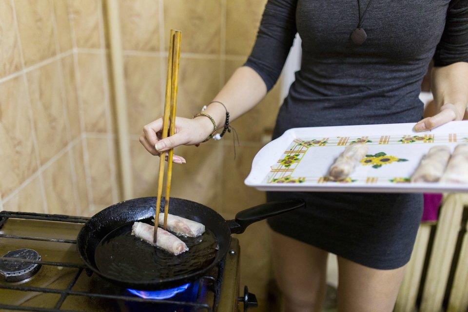 Вьетнамцы, корейцы, грузины, армяне — отом, где покупать национальные продукты. Изображение № 36.