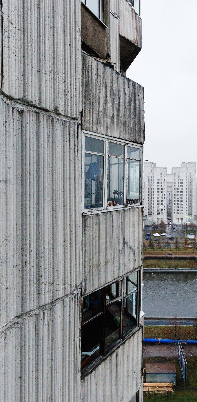 Я живу в доме «на курьих ножках» на«Приморской» (Петербург). Изображение № 22.