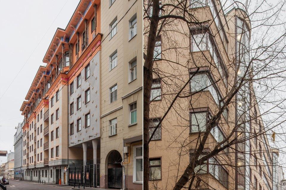 Нелужковский стиль: 5 удачных современных зданий вцентре Москвы. Изображение № 12.