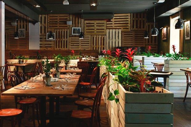 В Москве открылся ресторан Food&Wine. Изображение № 4.