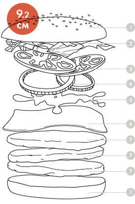 Между булок: Внутренности 20 московских бургеров. Изображение № 58.