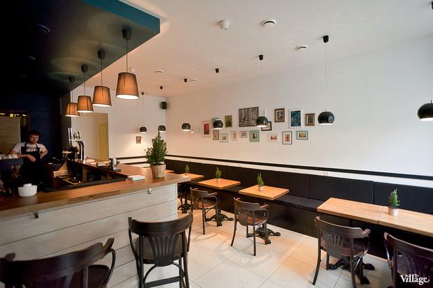 Новое место (Петербург): Кафе-бар Wood. Изображение № 10.