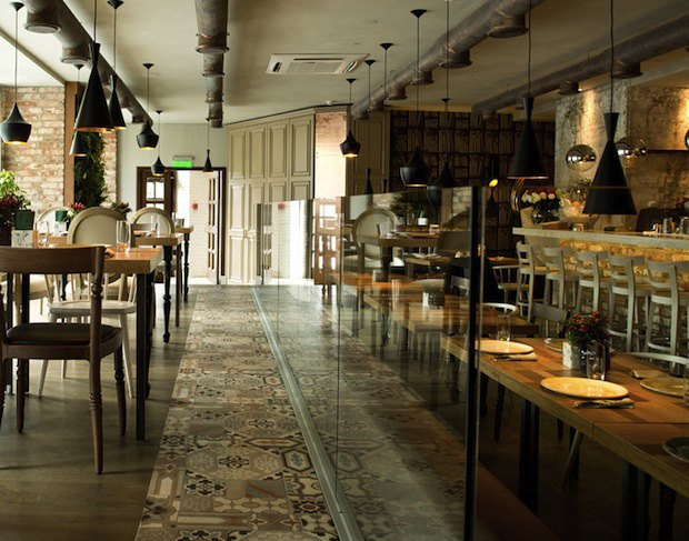 На Покровке открылся ресторан ExtraVirgin. Изображение № 3.
