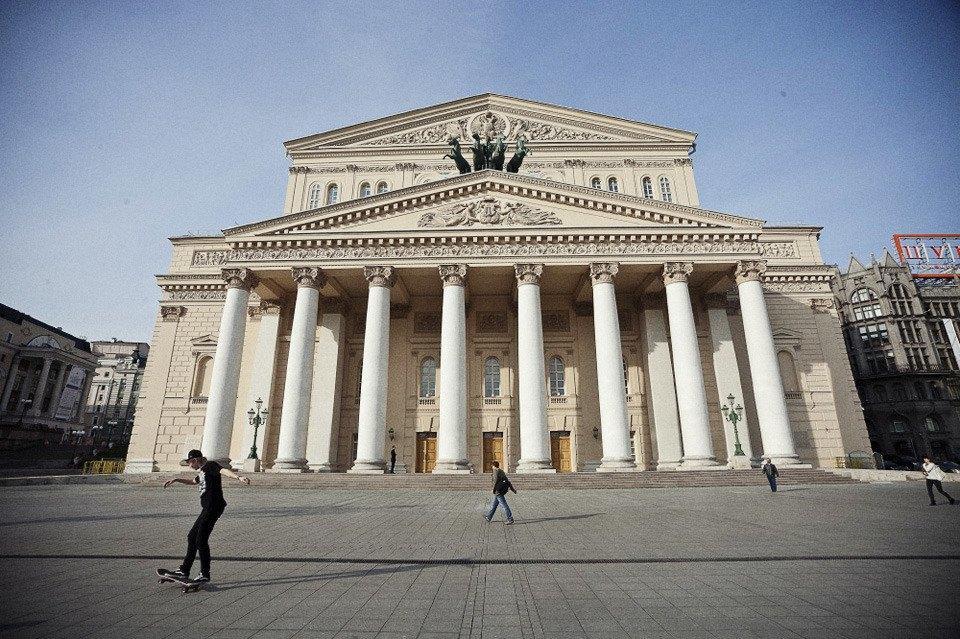 Камера наблюдения: Москва глазами Марка Боярского. Изображение № 2.